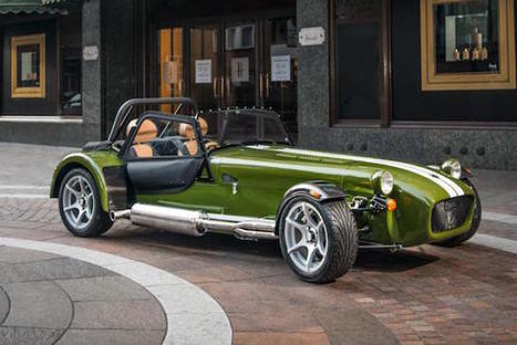 Caterham launches Signature range with Harrods collaboration | International Lifestyle: People, Places and more.. | Scoop.it