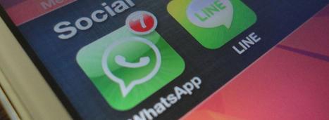 Las mujeres españolas prefieren Whatsapp a redes sociales como Facebook   Redes Sociales   Scoop.it