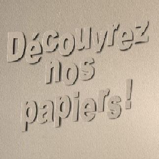 Le fabricant de papiers ARCHES   charpente douce   Scoop.it