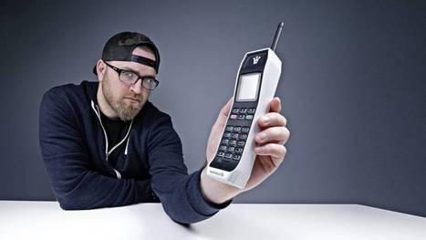 Paso de internet en el móvil: los jóvenes que presumen de vivir en la Prehistoria. Noticias de Tecnología | COMUNICACIONES DIGITALES | Scoop.it