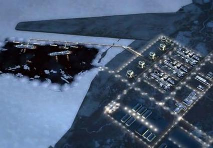 Les Russes lancent un centre de construction navale arctique   Mer et Marine   ExMergere   Scoop.it