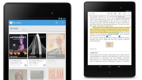 جوجل تستأجر الكتب الدراسية الرقمية لطلاب امريكا | بكرا اون لاين | Scoop.it