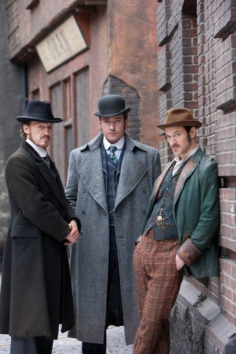 Jack the Ripper's lethal legacy - Northern Star   Matthew Macfadyen   Scoop.it