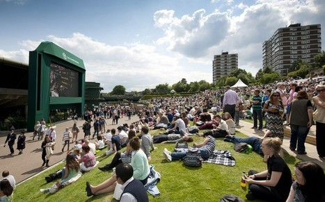 Wimbledon goes digital with Twitter - Telegraph | mediaTIC+ | Scoop.it