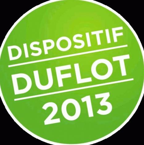 Loi Duflot : un dispositif rentable pour défiscaliser | Solution pour l'habitat | Investissement Immobilier Locatif | Scoop.it