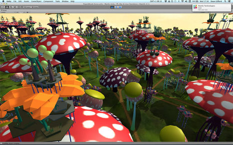 Interactive 3D maps in Unity | Infographics and Data Visualization | Scoop.it