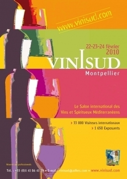 VINISUD, 10ème édition | Agenda du vin | Scoop.it