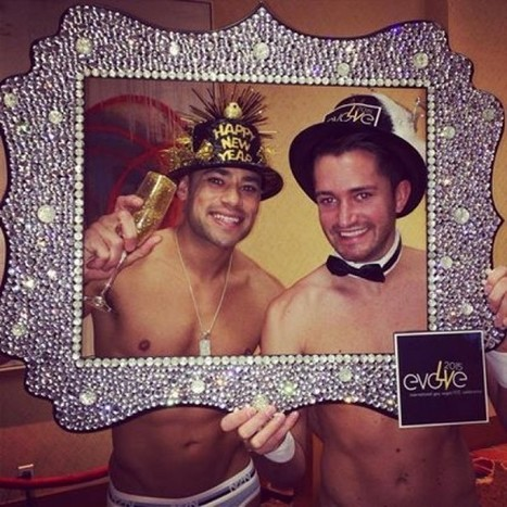Evolve 2015: Earlybird Savings by May 31 for Gay NYE in Las Vegas | Evolve Vegas NYE | Scoop.it