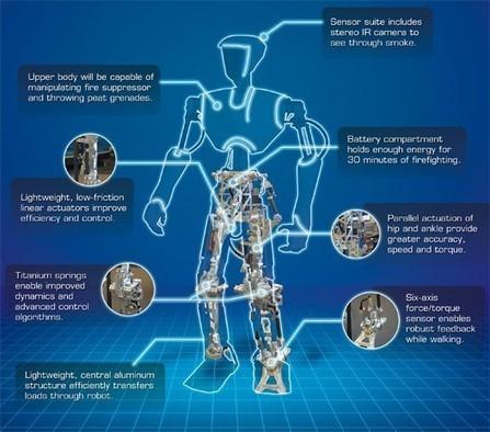 SAFFiR: the autonomous, firefighting humanoid robot   The Robot Times   Scoop.it