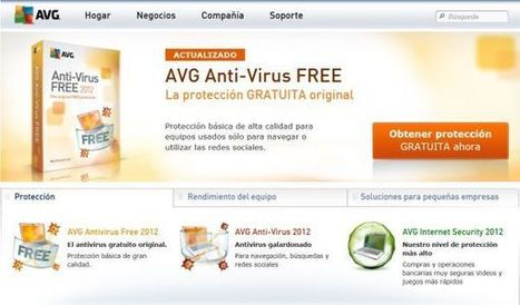 Antivirus gratuitos: cuáles hay y dónde encontrarlos | INFORMATICA | Scoop.it