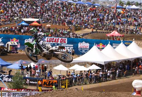 MOTOCROSS ACTION'S MID-WEEK REPORT BY JOHN BASHER (5/22/13) - Motocross Action Magazine | Meloncase Motocross | Scoop.it