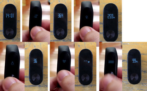 Review of Xiaomi Mi Band 2 Activity Tracker | Embedded Systems News | Scoop.it