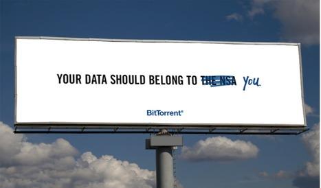 BitTorrent's Guerilla Marketing Turns Heads | Digital Music and Piracy | Scoop.it