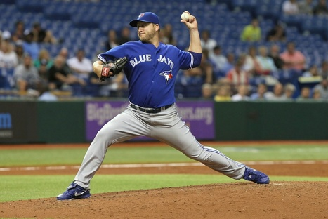 Toronto Blue Jays win as Tampa Bay Rays Squander a Big Third ... | Tampa Florida | Scoop.it