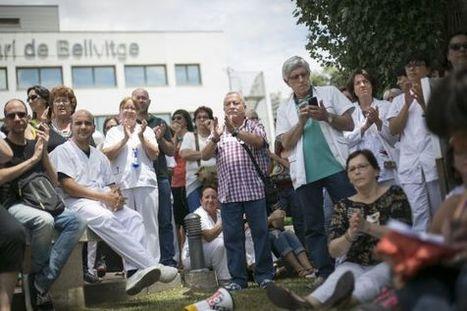 Pacientes de #Bellvitge impiden el cierre de tres plantas del hospital | Mirada crítica | Scoop.it