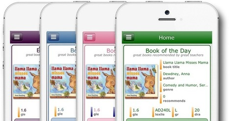 Level It Books™ - Find reading levels fast and digitally manage your library of books! | Hot Technology Tools for all Learners | Scoop.it