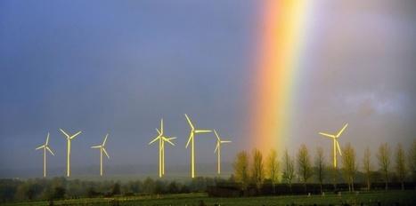 L'éolien et le photovoltaïque se portent mieux en France - Challenges.fr | Cleantech & ENR | Scoop.it