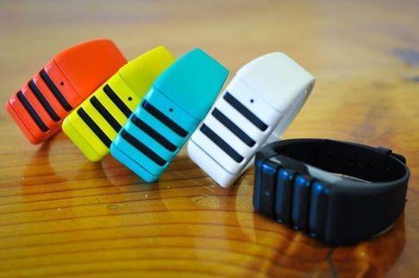 Après les Google Glass, le bracelet Kapture | E-santé | Scoop.it