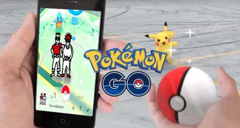 La fanta terapia che ci mancava...Pokémon Go guarisce gli autistici! - Per Noi Autistici | adolescenti disabili | Scoop.it