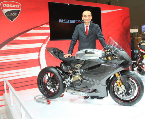 Ducati Unveils 1199RS13 Superbike Today at Cologne's Intermot show | Ducati.net | Desmopro News | Scoop.it
