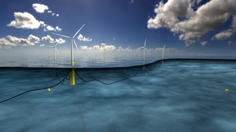 Floating wind farm to be installed off Peterhead - BBC News | Best off d'innovations | Scoop.it