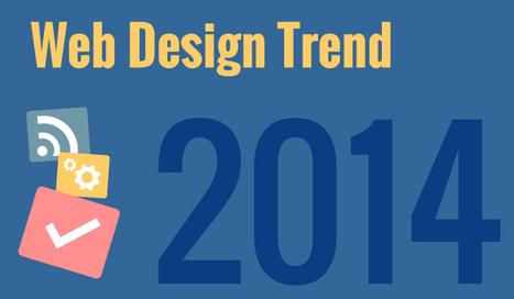 Web Design: 5 trend per il 2014 - Glisco Marketing | Social Media Marketing Consigli | Scoop.it