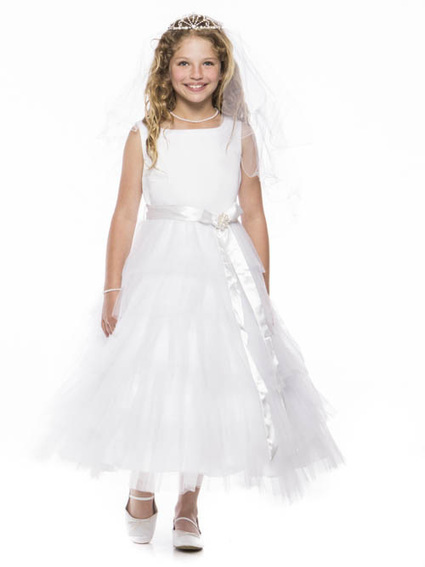 LOVELY FLOWER GIRL DRESSES- LET YOUR DARLING WALK THE AISLE IN STYLE! | Boys Communion Suits | Scoop.it