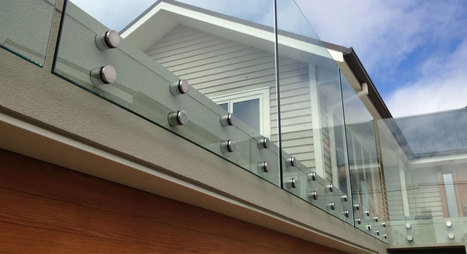 Exclusive Range of Custom Made To Fit Frameless Glass Balustrades | Sunplan | Scoop.it