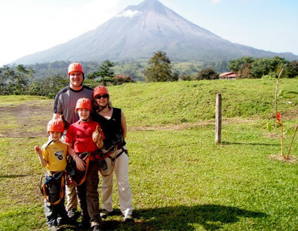 Off The Grid: One Family's Costa Rica Adventures | Unplug | Scoop.it