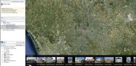 Los tours de Google Earth añaden 100.000 nuevas rutas a su galería   Recull diari   Scoop.it