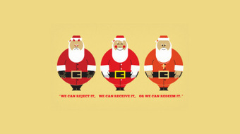 Why Not Try This? – Tell Your Kids the Truth About Santa | Daddytude | Scoop.it