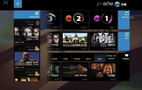 Yes lanza el primer servicio multipantalla en Israel con tecnología de Viaccess-Orca   Panorama Audiovisual   Big Media (Esp)   Scoop.it
