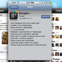 Google Updates Google+ App for iOS, Adds Hangouts and Improved Notifications | Google Sphere | Scoop.it