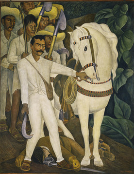 Diego Rivera : Murals for The Museum of Modern Art | MoMA | Miscellanées | Scoop.it