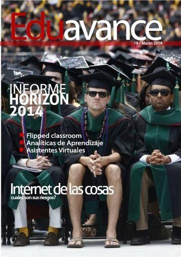 Avances Tecnológicos Educativos 2014 March 2014 | Educación y Creatividad | Scoop.it