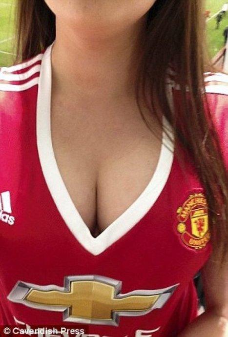 O futebol não é para meninas... - Sexo no Marketing   Sex Marketing   Scoop.it