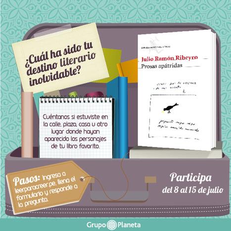 ¡Participa y gana un ejemplar de Prosas APÁTRIDAS! | leer para creer | leer para aprender | Scoop.it