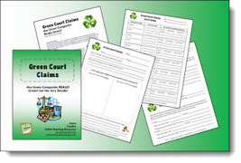 Corkboard Connections: Green Court Claims Freebie | Homeschooling 365 | Scoop.it