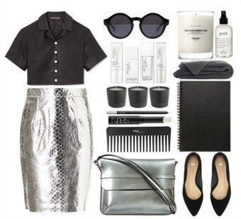 Get the Look - Night is on my Mind   Shopping   Scoop.it