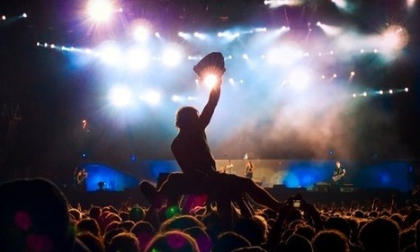 Entrepreneurs take over at Live Nation, launch new fund to finance innovation ... - VentureBeat | Rock Show | Scoop.it