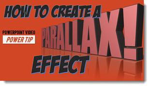 How to Create a Parallax Effect in PowerPoint — PPTVideos | PowerPoint for Video | Scoop.it