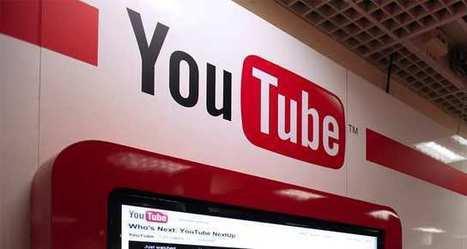 Musique: YouTube sommé par Bruxelles de mieux payer les ayants droit | Actu filière musique | Scoop.it