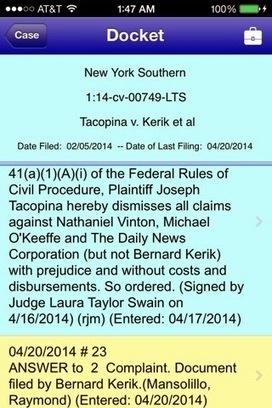 DoingTimeWithBernie.Blogspot.com: Joe Tacopina vs Bernard Kerik :'Joe, I didn't mean to defame you if I did!' | DoingTimeWithBernie | Scoop.it