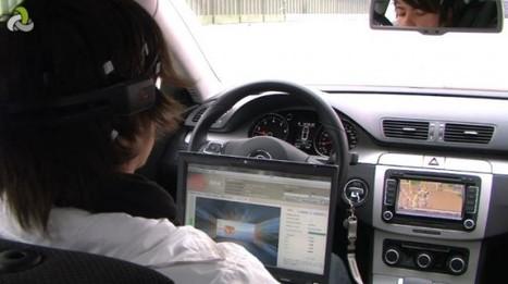 Inside a Google auto-driving car | iRobolution | Scoop.it