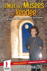 La nuit des musées à l'Historial de la Vendée | Revue de Web par ClC | Scoop.it