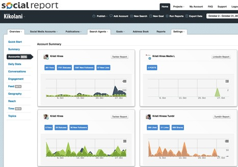 TOP 10 Social Monitoring Tools for Businesses on a Budget | Kore Social Mix | Scoop.it