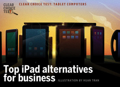 Top iPad Alternatives for Business - CIO | Consumerization of IT | Scoop.it