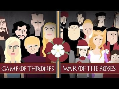 The wars that inspired Game of Thrones - Alex Gendler | Early Western Civilization | Scoop.it