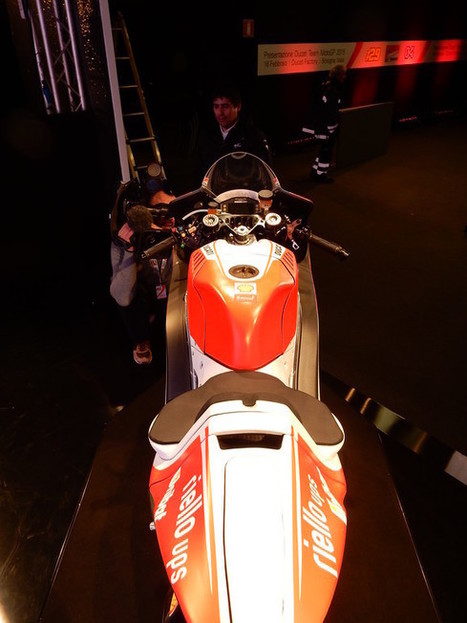 Analyzing The Ducati Desmosedici GP15: Smaller, Sharper, Faster, But Can It Win? | Ductalk Ducati News | Scoop.it