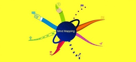 Le Mind Mapping | Cartes mentales | Scoop.it